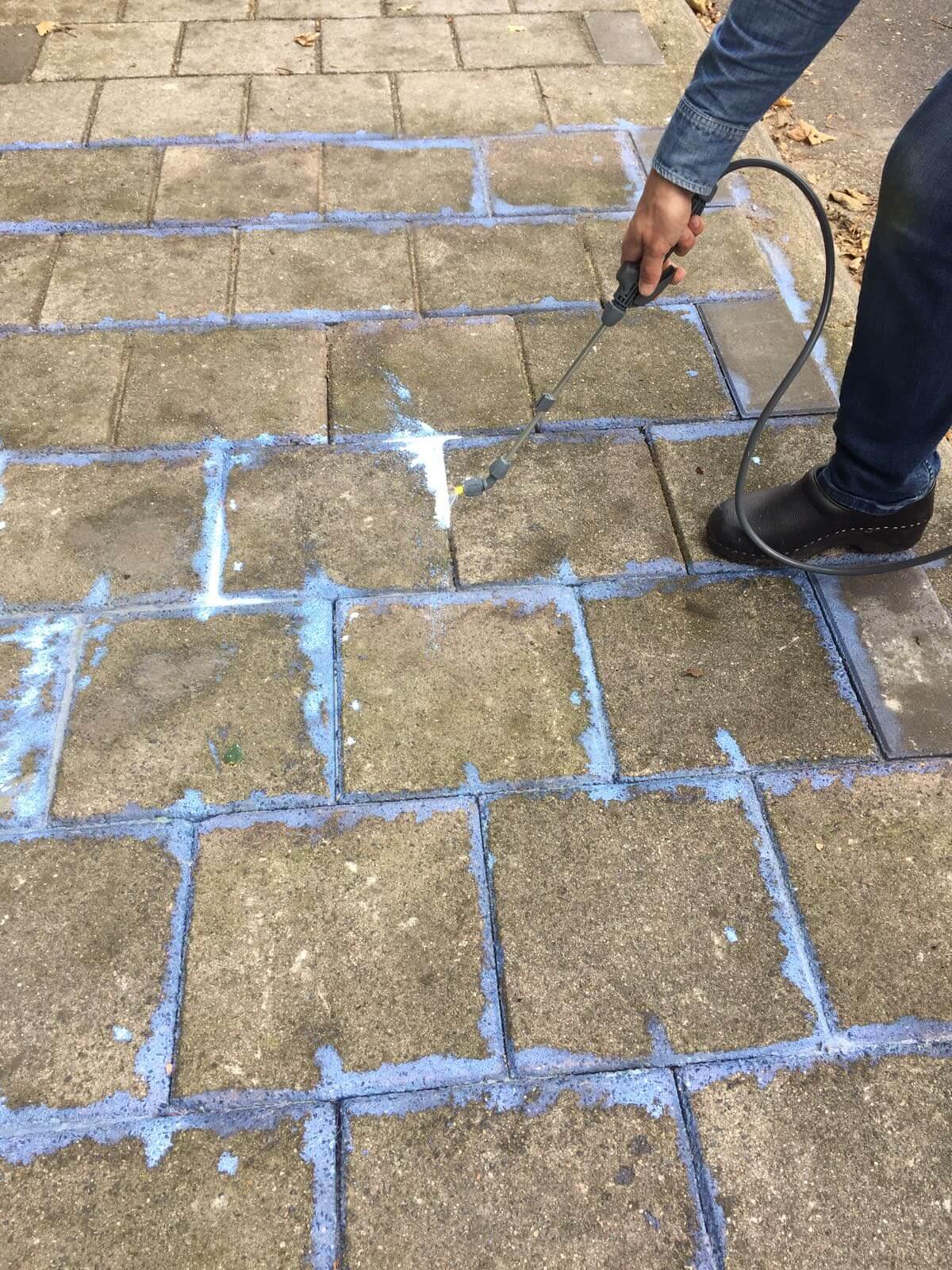 bioseal pavement toepassen